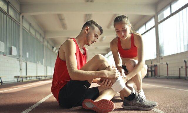 Drganie mięśni