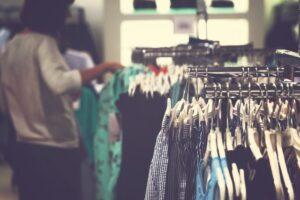 Ubrania używane, czyli jedyne w swoim rodzaju